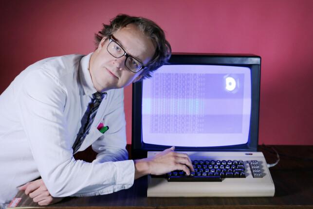 Redaktør Ole Petter Baugerød Stokke i kode24. Foto: kode24