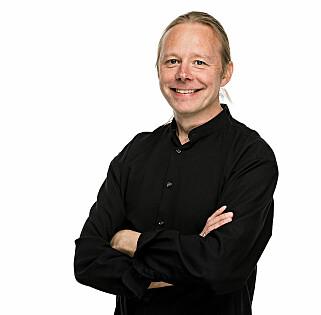 Thomas Framnes i Justervesenet setter sin tillit til blant annet operativsystemene. Foto: Justervesenet