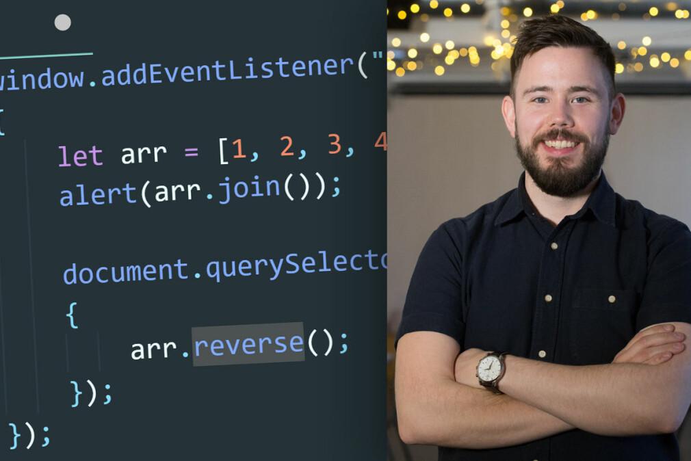 Utvikleren Christian Brevik har undersøkt Array.reverse-feilen i iOS 12, og funnet ut at den også gjelder for blant annet React Native-apper. Feilen ligger nemlig i JavaScriptCore-motoren, som brukes til flere ting. Foto: Novanet / kode24