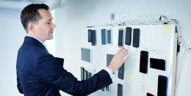 image: Lager apper for millioner – uten rammeverk og hybrider