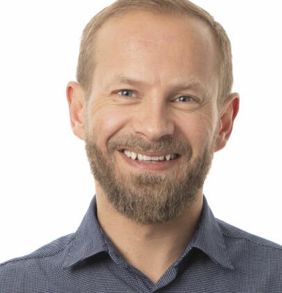 - Jeg tester ofte kandidater i Java 8-funksjonalitet, forteller Idar Meling. Han er avdelingsleder for Cloud Native og Chief Consultant for DevOps i konsulentselskapet Acando. Foto: Idar Meling