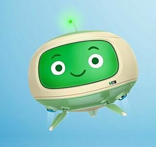 Mats fra Matprat er en av Norges få egenutviklede chatboter. 📸: Matprat