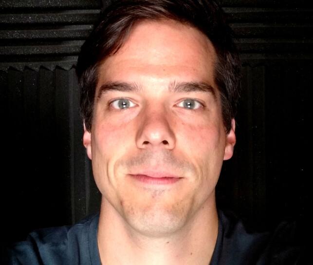 Markus Tacker kaller seg for @coderbyheart på Github. 📸: Markus Tacker