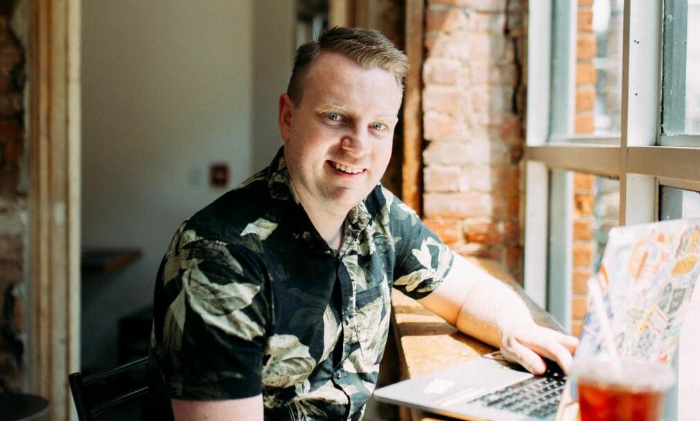 Wes Bos har på kort tid blitt en av yndlingene innenfor kursing i moderne webutvikling. 📸: Wes Bos