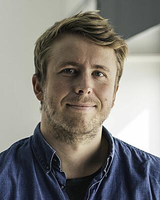 Teknologidirektør Simen Andresen i Imerso kompilerer kode til WebAssembly for å lage løsningene sine. 📸: Imerso
