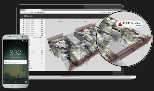Imerso lar brukerne se på 3D-modeller og punktskyer rett i nettleseren. Da trenger de blant annet å bruke WebAssembly. 📸: Imerso