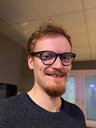 Alexander Tømmerås trekker frem økosystemet og sikker og effektiv utvikling som fordeler med PHP-rammeverket Laravel. 📸 Alexander Tømmerås