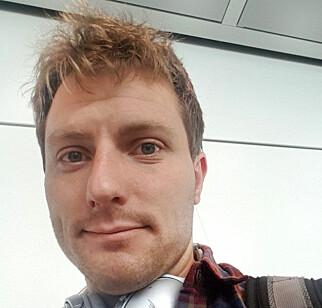 Sindre Svendby er Lead Technical Architect i Aller Media. 📸 Sindre Svendby