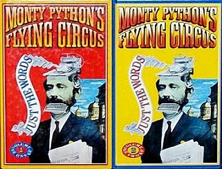 Boken Monty Pythons Flying Circus: Just The Words var trolig inspirasjonen til at Guidos programmeringsspråk fikk navnet Python.