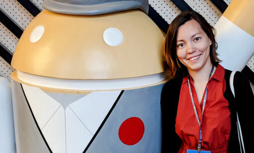 image: Kristina er på hemmelig Android-prosjekt i Get