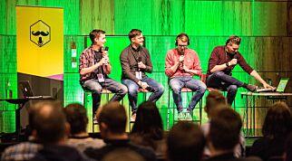 image: Det finnes to norske podkaster for utviklere. Mikael er med på begge