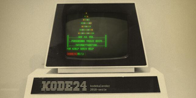 image: Bli med på kodekalenderen!