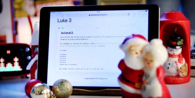 image: Her er årets kodekalendere