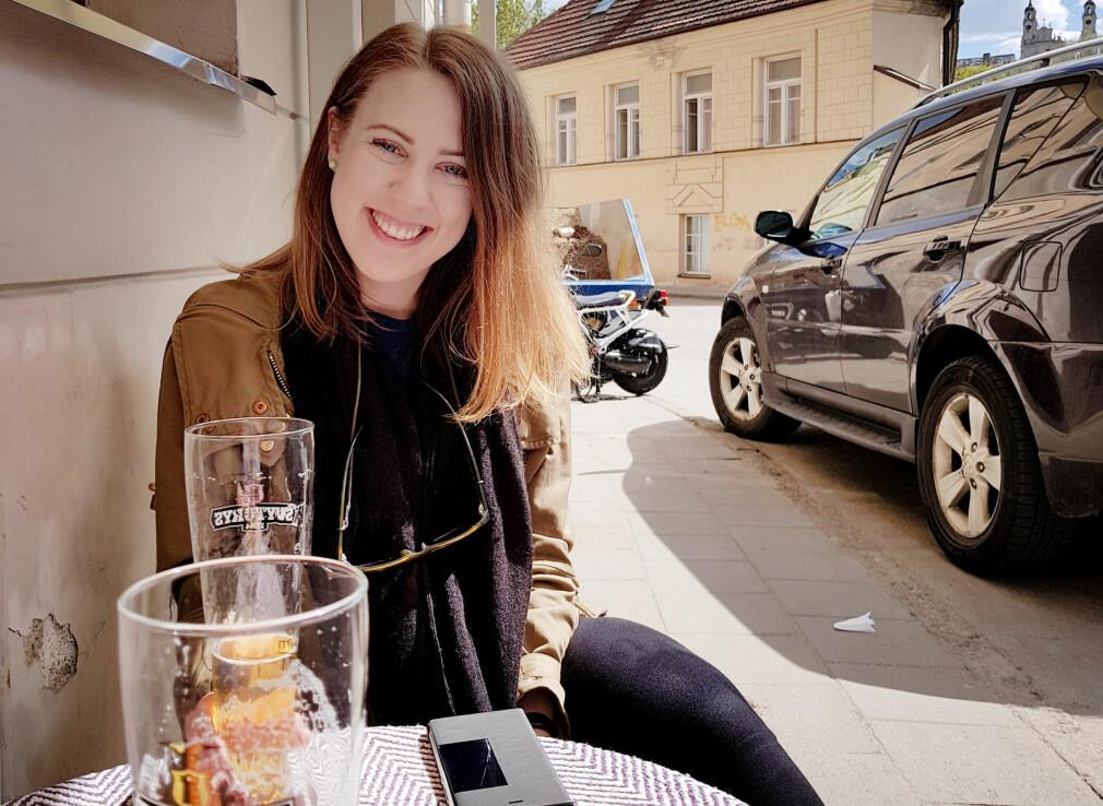 Hanne Lohne Try i Shortcut jobber for tida med Vipps. Men hun er egentlig mest stolt av en annen app. 📸: Privat