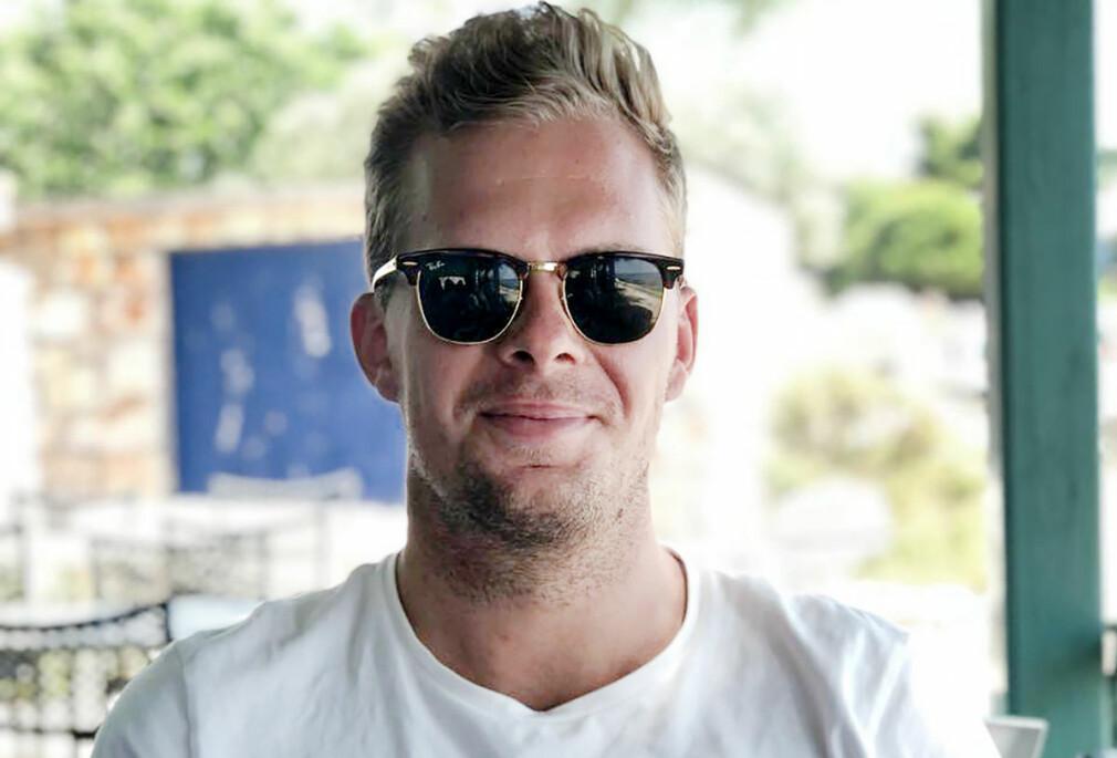 Ukas Koder Lars Petter Johnsen er Salesforce-utvikler hos Accenture. 📸: Privat