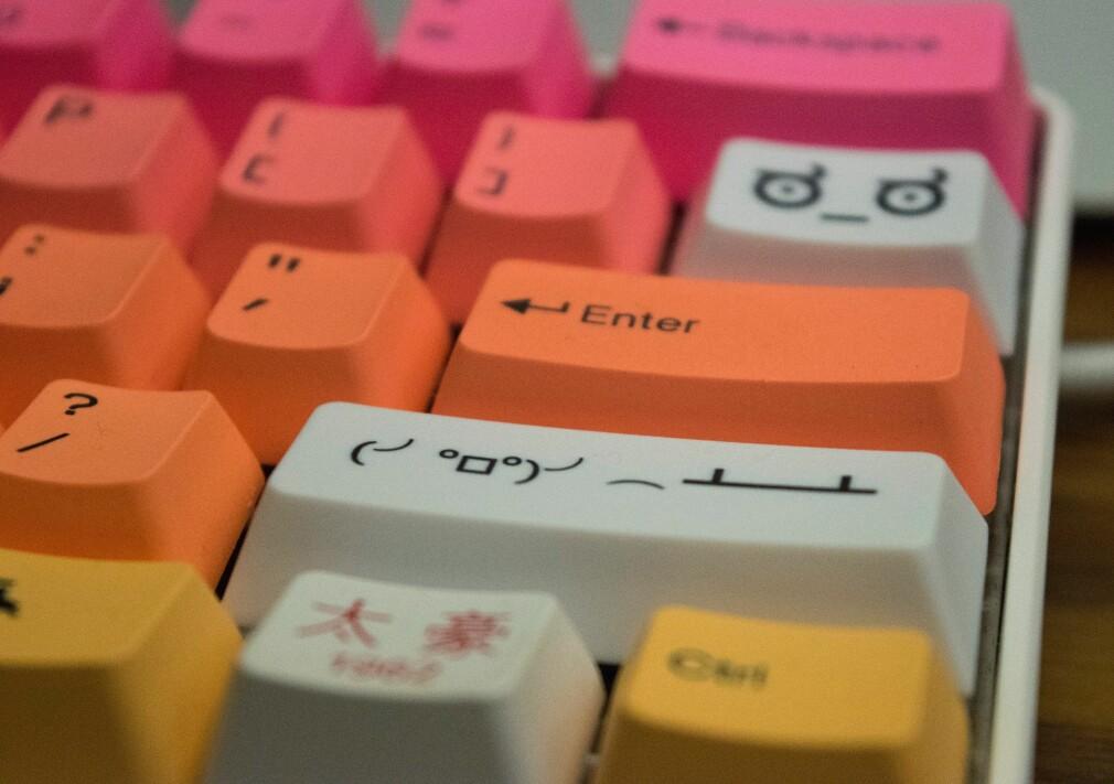 Navigasjon ved å bruke tastatur er én av utfordringene med universell utforming. 📸: Paul Esch-Laurent / Unsplash