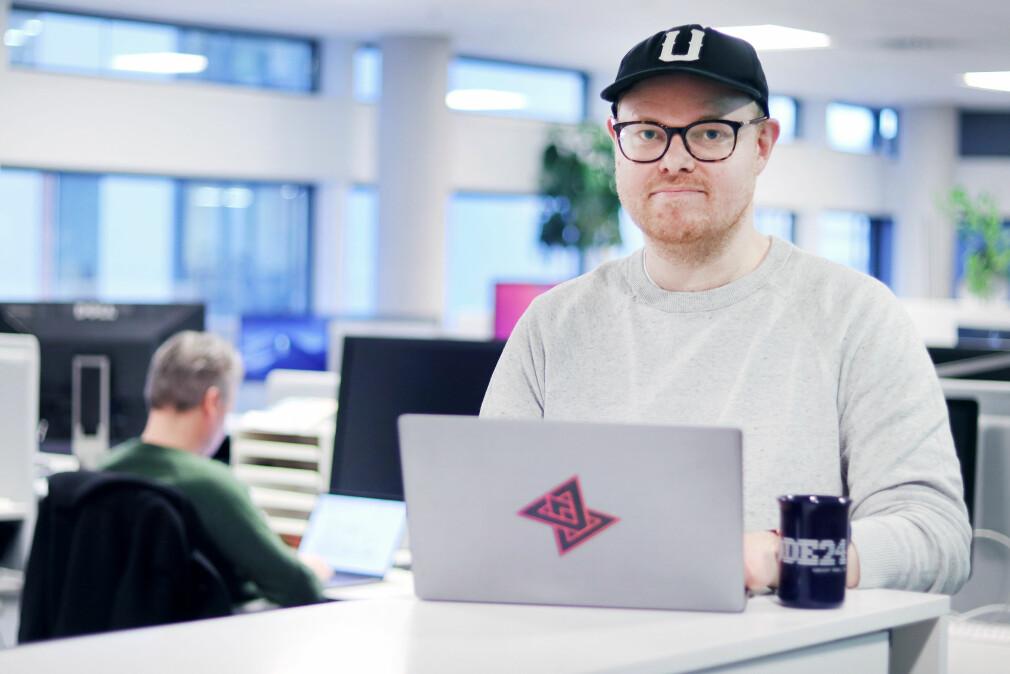 I 2019 vil jeg blant annet lære meg Next.js og Swift. 📸: Ole Petter Baugerød Stokke