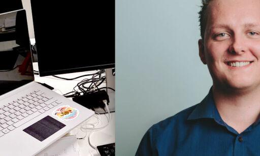 image: Karl velger C#, .NET Core og Xamarin