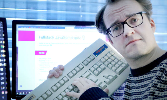 image: Quiz: Klarer du en JavaScript-eksamen?