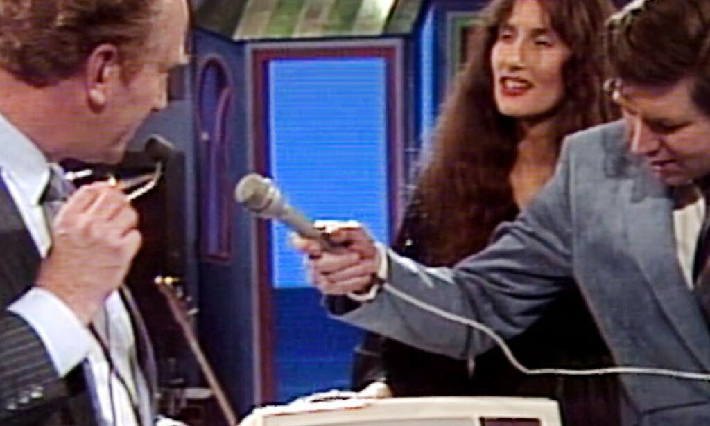 image: Viste stemmestyring på norsk i 1981