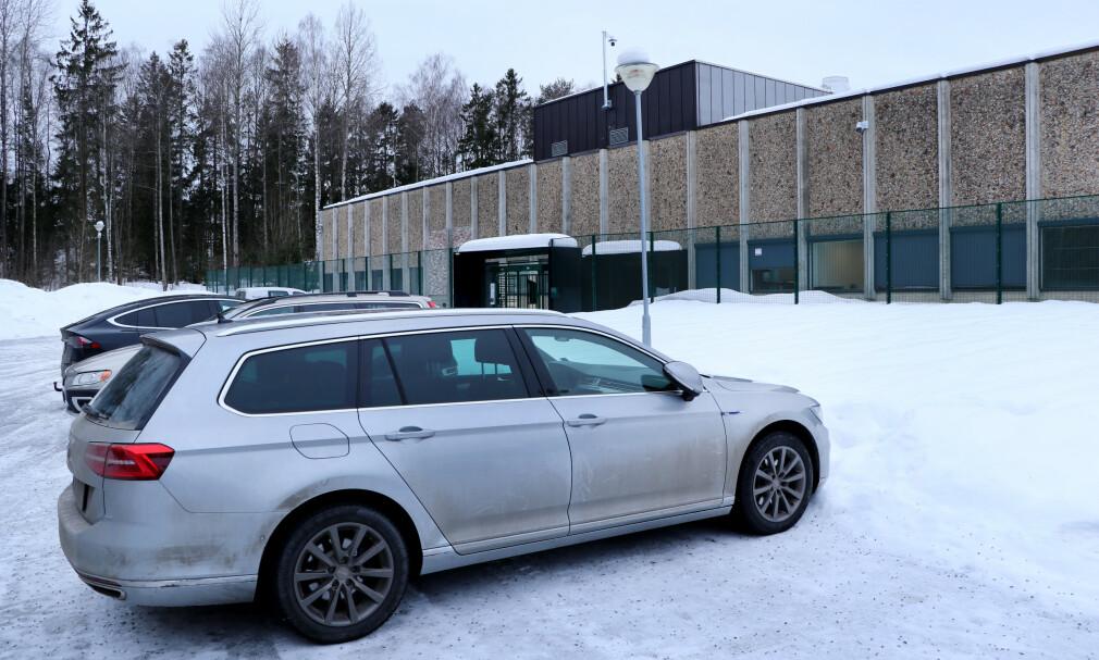 Basefarm ligger i et anonymt bygg, midt inni skogen i Lørenskog. 📸: Jørgen Jacobsen