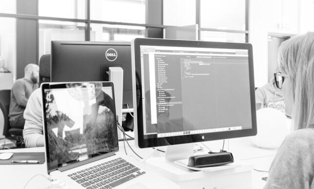image: Allegro søker flere webutviklere i Vestfold