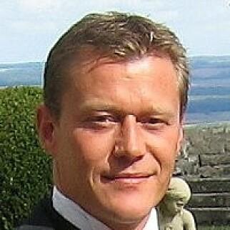 Kjetil Høigaard jobbet med Firefox OS i Telenor. 📸: Privat