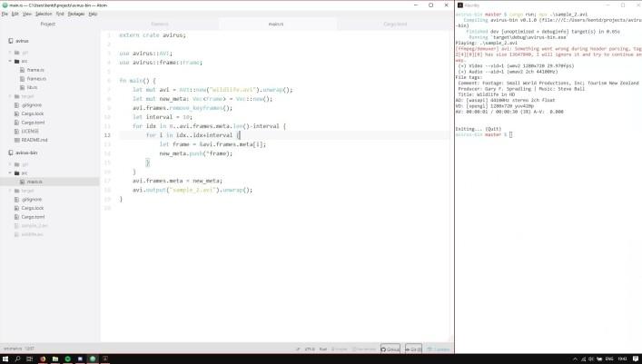 Slik ser skjermen til Kent ut når han arbeider. 📸: Privat