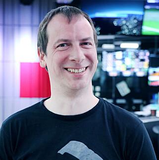 Fullstack-utvikler Glenn Hisdal har blitt glad i Go og Kotlin. 📸: Ole Petter Baugerød Stokke