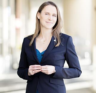 Lise Lyngsnes Randeberg, president i Tekna