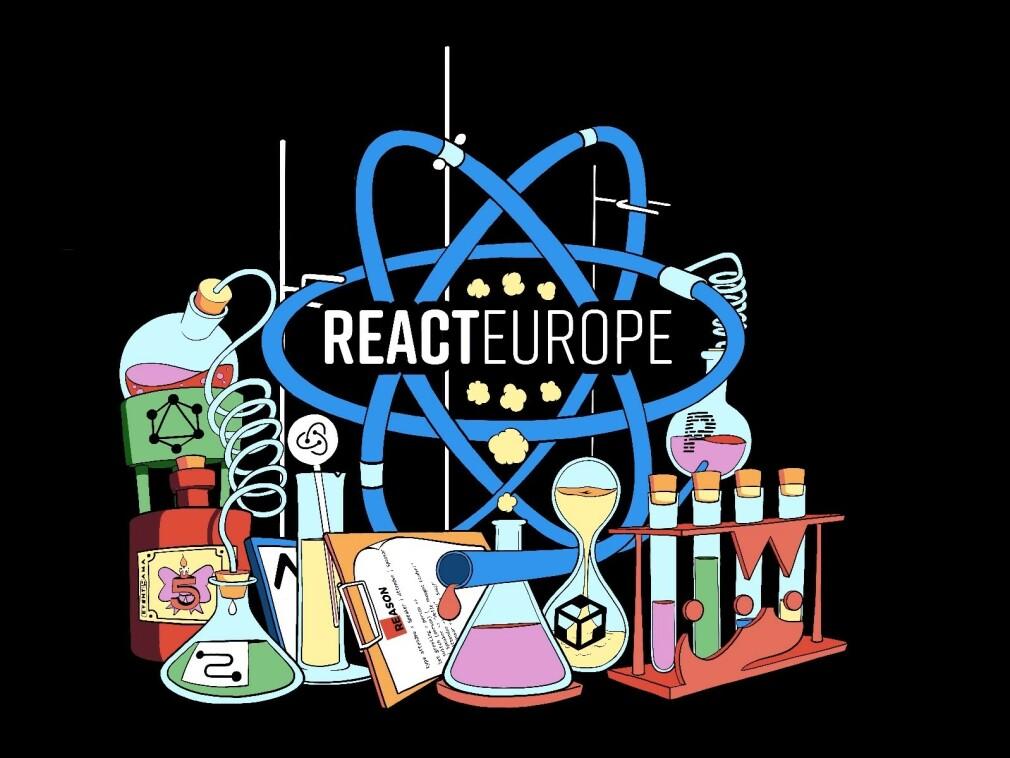 📸: ReactEurope