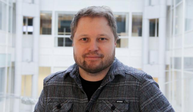 Dag-Erling Jensen i Process mener testing er helt vitalt for et morsomt spill. 📸: Fagskolen Kristiania
