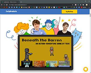 CurlyBrackets skal nå ta steget fra klasserom til online-undervisning.
