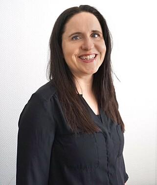 Utvikleren Patricia Aas skulle gjerne hatt flere kvinnelige kolleger. 📸: Privat