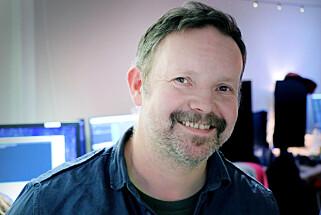 Krillbite Studio-direktør Jon Cato Lorentzen. 📸: Ole Petter Baugerød Stokke
