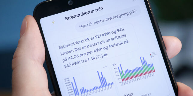image: Smart meter part 3: Hey Google, how much electricity am I using?