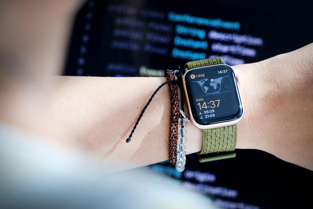Programmering med tid er vanskeligere enn man skulle tro. 📸: Ole Petter Baugerød Stokke