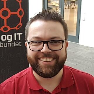 Geir Aasen er forbundssekretær i EL og IT Forbundet. 📸: EL og IT Forbundet