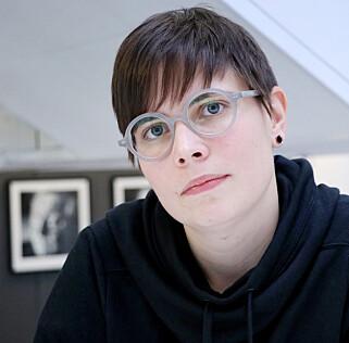 Vilje Bech er relativt fersk i IoT-spillet, og håper det gjør at hun ser bransjen med litt andre briller enn de som vanligvis mekker med slikt. 📸: Ole Petter Baugerød Stokke