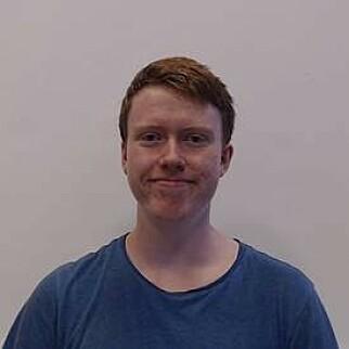 Anders Hagås Bommen jobber til daglig med IT på en videregående skole i Telemark. 📸: Privat