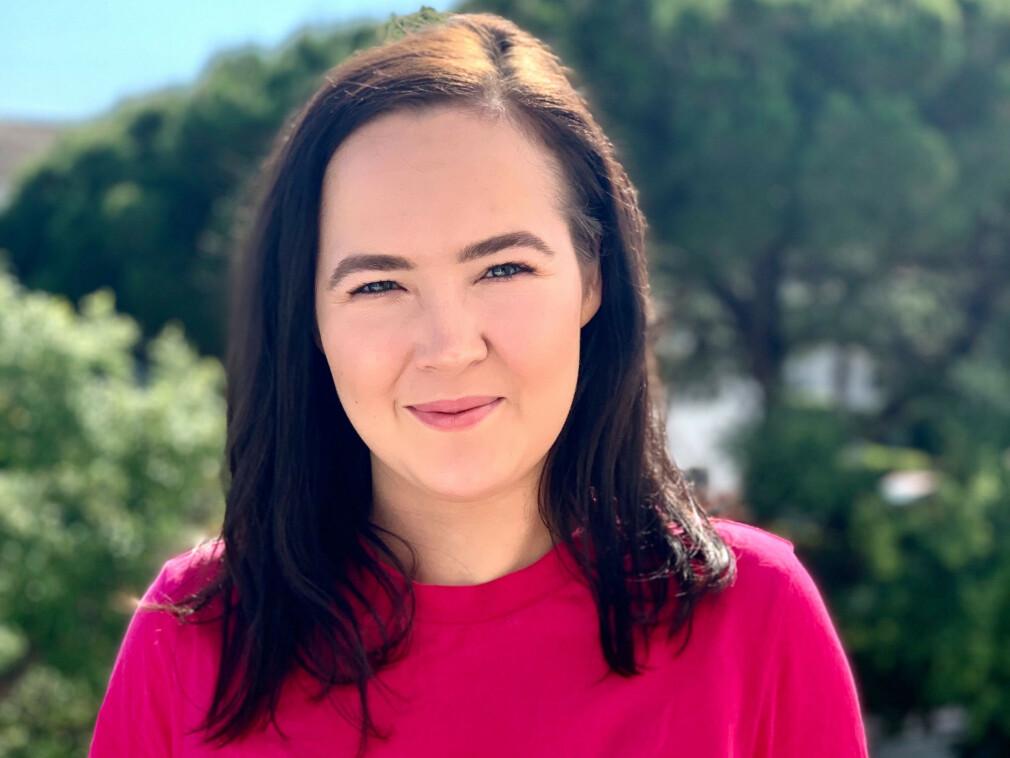 Ida Merete Øverby Markussen i Visma Consulting gir deg et lynkurs i Design Sprint. 📸: Privat