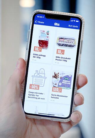 Coop-appen opplever rundt 20.000 transaksjoner per dag. 📸: Ole Petter Baugerød Stokke