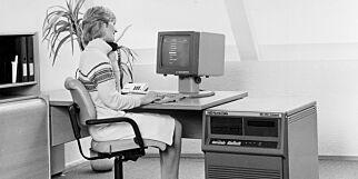 image: Se hvordan data endra Norge på 80-tallet