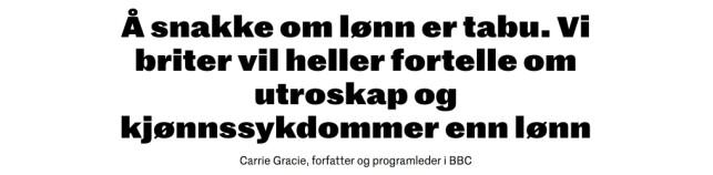 Faksimile DN Magasinet 25. oktober 2019