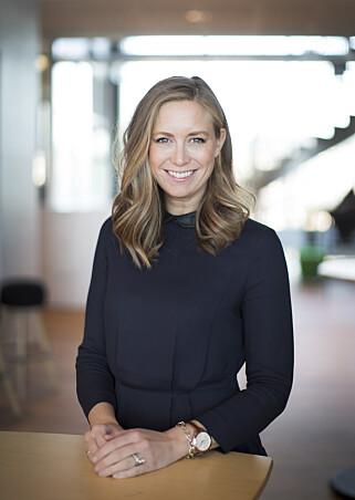 Kommunikasjonsdirektør Hanne Kristine Fjellheim i Sopra Steria jobber mye med internkommunikasjon, og er et kjent fjes i teknologibransjen gjennom blant annet ODA-nettverket. 📸: Sopra Steria