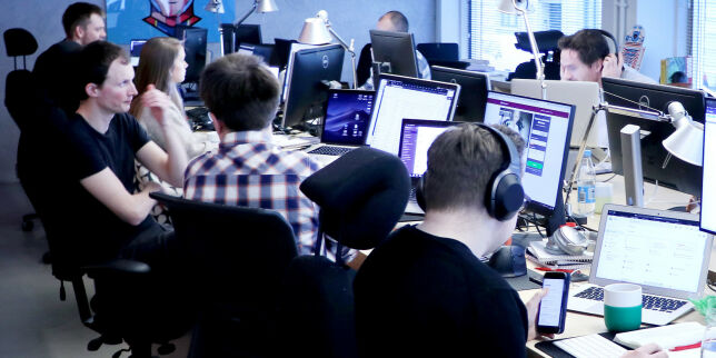 image: Slack dominerer hos norske utviklere