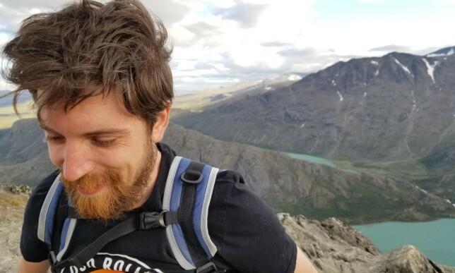Ukas koder liker å dingle i fjellvegger på fritida. 📸: Privat