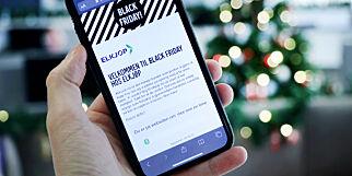 image: Utviklere overraska over Elkjøps black friday-kø