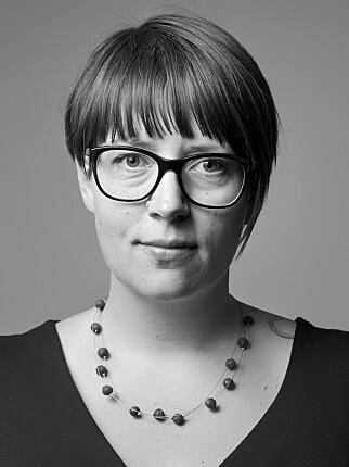 Teamleder Anette Svee Wilberg i Yr. 📸: NRK