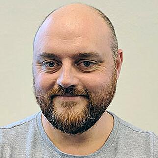 Einar Ingebrigtsen i Dolittle er Norges femte mest aktive utvikler. 📸: Privat